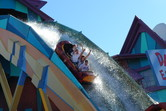 Islands of Adventure flume ride
