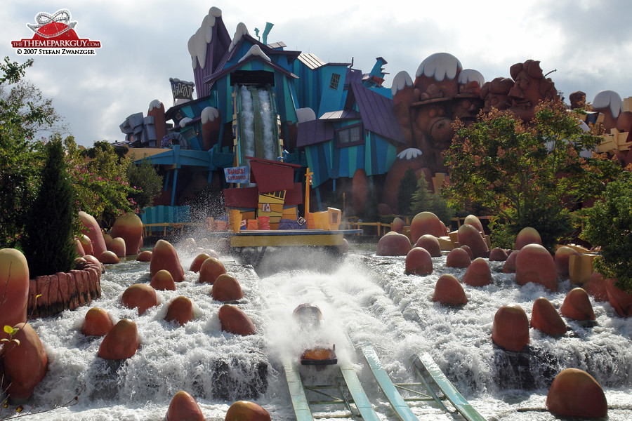 Universal's Islands of Adventure - photographed, reviewed and ...