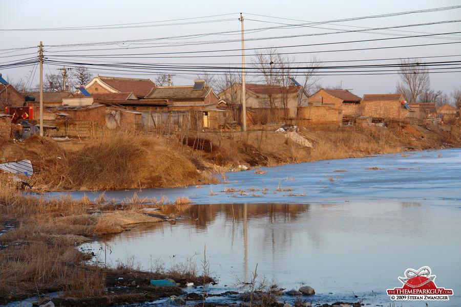 Rural China isn't booming