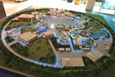 Complete Universal Studios Dubailand model