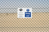 Universal City Dubailand, KEEP OUT!