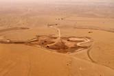 Universal Studios Dubailand desert site