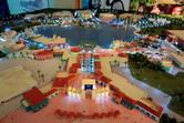 Universal Studios Dubailand model
