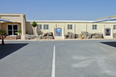 Universal Studios Dubailand site office