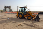 Universal Studios Dubailand site office works