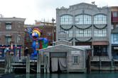 Oversized Sesame Street puppet