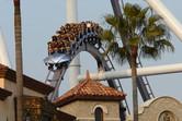 Hollywood Dream coaster, unique to Japan's Universal Studios