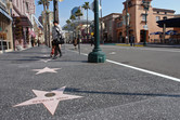 Universal's own Walk of Fame