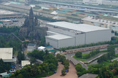 Harry Potter and the Forbidden Journey ride building
