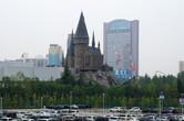 Harry Potter castle in Japan