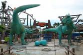 Jurassic Park area