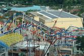 Universal Studios Singapore, November 2009