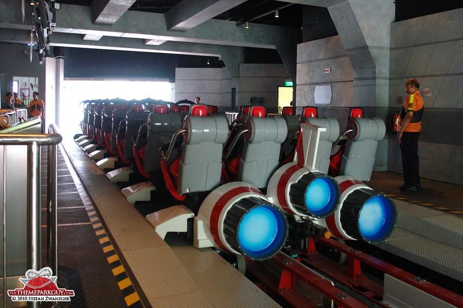 Battlestar Galactica: 'Human' coaster