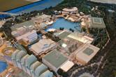 Detailed Universal Studios Singapore model