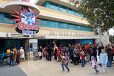 Stich Live! attraction. It's not a ride, rather an interactive movie.
