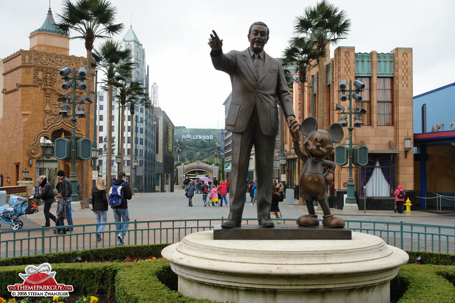 Walt Disney Studios Photographed Reviewed And Rated By