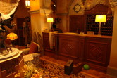 Fabulous interior design inside the Hollywood Tower of Terror