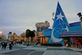 Walt Disney Studios turn romantic in the evenings