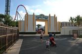 Warner Brothers Movie World entrance