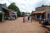 Wild West village