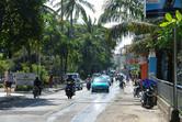 Bali's Kuta tourist town