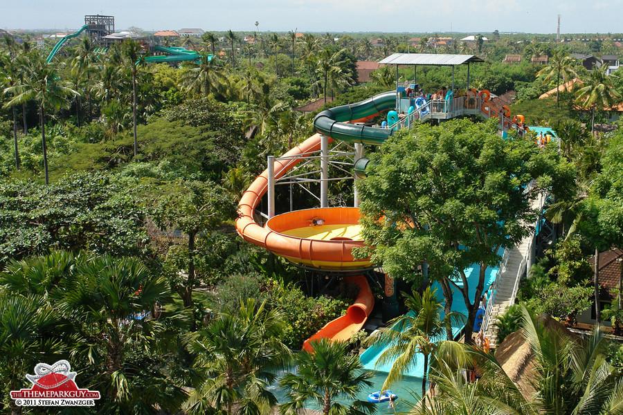 Waterbom Bali water park