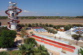 The super-fast Heracles water slides