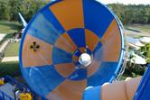 Wet'n'Wild Water World funnel slide