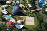 Wet'n'Wild Water World thrill slides