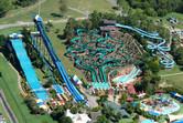Wet'n'Wild Water World slide towers