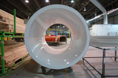 Tunnel slide part