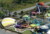 WhiteWater World aerial perspective