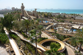 Wild Wadi from above