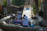 Wild Wadi water coaster
