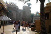 Wild Wadi atmosphere