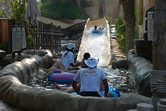 Wild Wadi water coaster