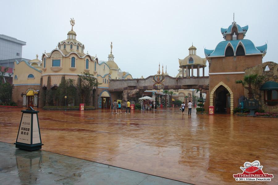 World Joyland Photos By The Theme Park Guy