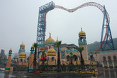 SkyLoop roller coaster made in Germany (not yet opened)
