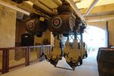Bandit Bomber inverted roller coaster