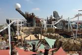 Yas Waterworld vista, December 4, 2012