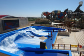 FlowBarrel, a training pool for aspiring surfers