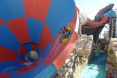 Funnel slides are fabulous fun!